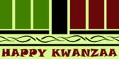 Happy and Joyous Kwanzaa