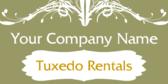 Your Company Tuxedo Rentals