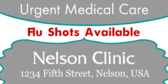 Urgent Medical Care Flu Shots Available