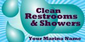 Generic Marina Clean Restroom