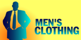 Men's Clothing Blue
