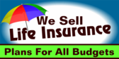 We Sell Life Insurance
