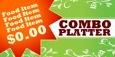 Generic Combo Platter