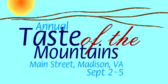 Annual Taste of the Mountains