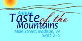 Annual Taste of the Mountains