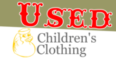 Used Children's Clothing Message