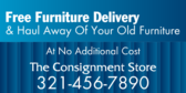 Free Furniture Delivery And Haul