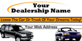Lease Car Or Truck