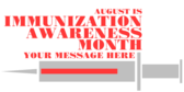 Generic Immunization Awareness Month