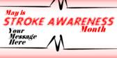 Generic Stroke Awareness Month
