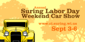 Annual Labor Day Weekend Car Show