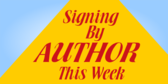 Signing by Author this Week