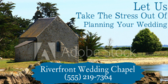 Let Us Take The Stress Out Of Planning Your Weddin