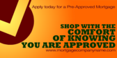 Shop With Comfort of Being Pre-Approved