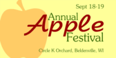 Annual Beldenville Apple Festival