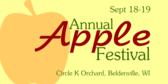 Annual Beldenville Apple Festival