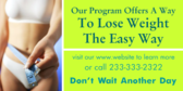 Our Program Offers A Way To Lose Weight The Easy W