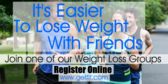 Join One Of Our Weight Loss Groups