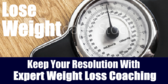 Resolve To Lose Weight