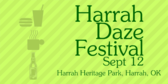 Harrah Daze Festival