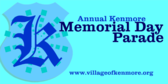 Annual Kenmore Memorial Day Parade