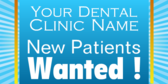 Dental Clinic Patients Wanted