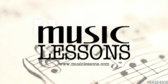 Music Lessons General