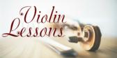 Violin Lessons General