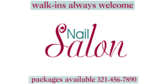 Generic Salon Package