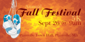 Annual Fall Festival 5K
