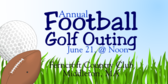 Annual Football Golf Outing