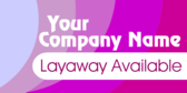Layaway Available Message