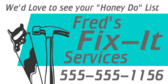 Fix It Services