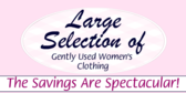 Women's Used Clothing