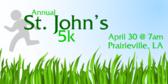 St. John's Annual 5K