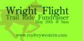 Annual Wright Flight Trail Ride Fundraiser