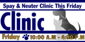 Pet Spay And Neuter Clinic