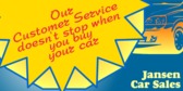 Our Service Doesn't Stop