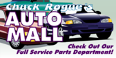 Auto Mall Parts Department