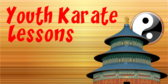 Youth Karate Lessons