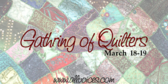 Annual Gathering of Quilters