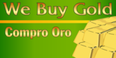 We Buy Gold Compro Oro