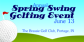 Annual Spring Swing Golfing Event