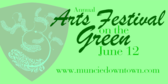 Annual Arts Festival on the Green