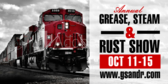 Annual Grease, Steam & Rust Show