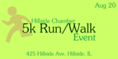 Chamber 5k Run/Walk Event