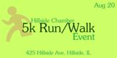 Chamber 5k Run/Walk Event