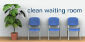 Generic Clean Waiting Room