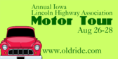 Annual Highway Assn Motor Tour