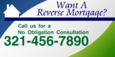 Reverse Mortgage Consultations
